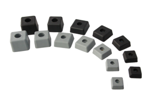Square Rubber Feet