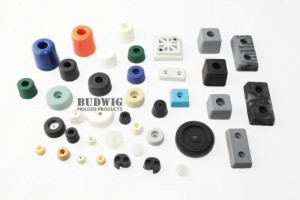 Various Custom Rubber Bumpers