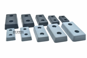 Rectangle Rubber Bumpers