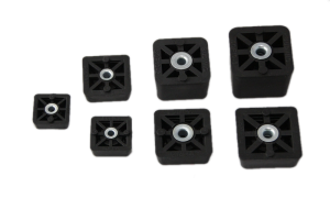 Square TP Rubber Feet