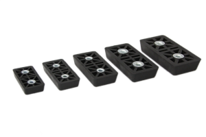 Rectangular TP Rubber Feet