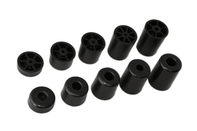 Rubber Bumpers Plastic Feet Plastic Bumbers Recessed