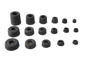 How Much Weight the Rubber Feet can support