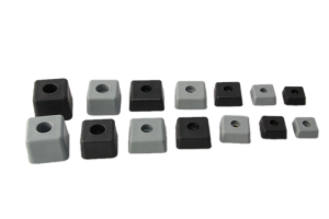 Square Rubber Bumpers