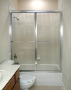 Bathroom Equipment Use Rubber Bumpers