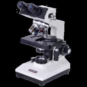 Microscopes Use Rubber Feet