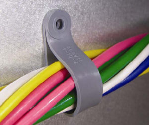 Injection Molded Cable Straps